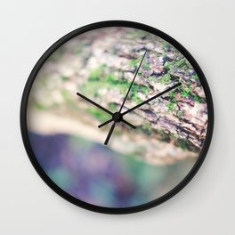 Life in the Undergrowth 01 Wall Clock