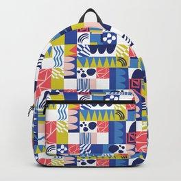 Geometric Playground Backpack