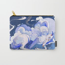 Cirrus - the cloud dog Carry-All Pouch