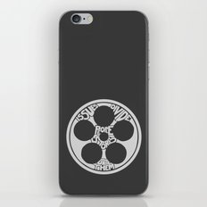 Issues Divide People. Stories Unite Them. -These Amazing Shadows iPhone & iPod Skin