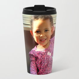 An Uphill Smile, Worth A Zillion Travel Mug