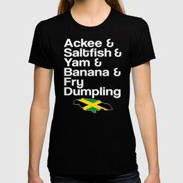 Jamaican National Dish T-shirt