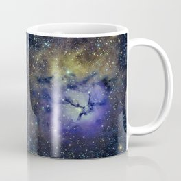 Pansy in Space Coffee Mug