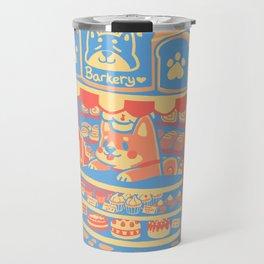 Panko's Barkery Travel Mug