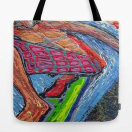 Tasty Waves Tote Bag