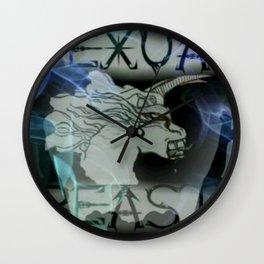 Sexual Beast Wall Clock