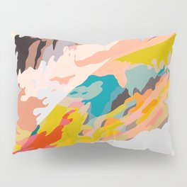 glass mountains Pillow Sham