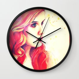 Further From You Wall Clock