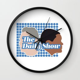 The Daily Show Wall Clock