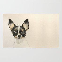 Chihuahua - the tiny dog Rug