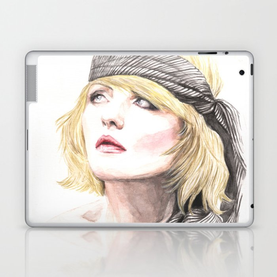 House of Glass Laptop & iPad Skin