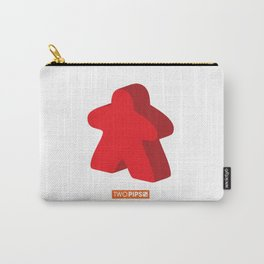 Large and in Charge Meeple Carry-All Pouch