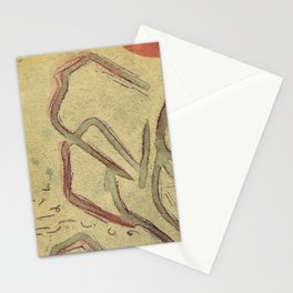 bulls [AGAINST tauromaquia] Stationery Cards