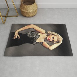 Joanne Woodward, Vintage Actress Rug