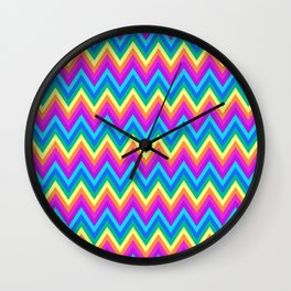 Lovely Mountain Wall Clock