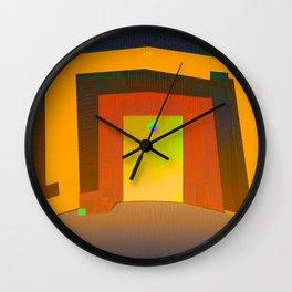 Photosynthetic Habitacle Wall Clock