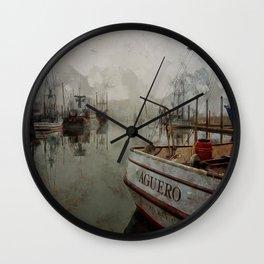 Aguero Wall Clock