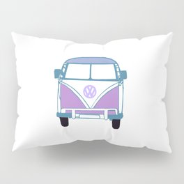 Retro Van Pillow Sham