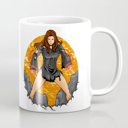 Flame Witch Coffee Mug