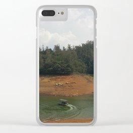 Pykara Water Dam in Ooty Tamilnadu India Clear iPhone Case