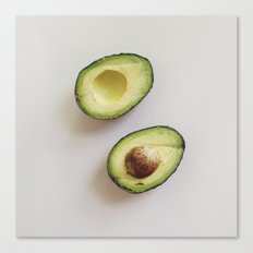 Avocados Canvas Print