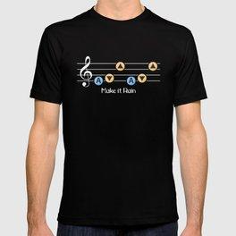 Make it Rain - Zelda T-shirt