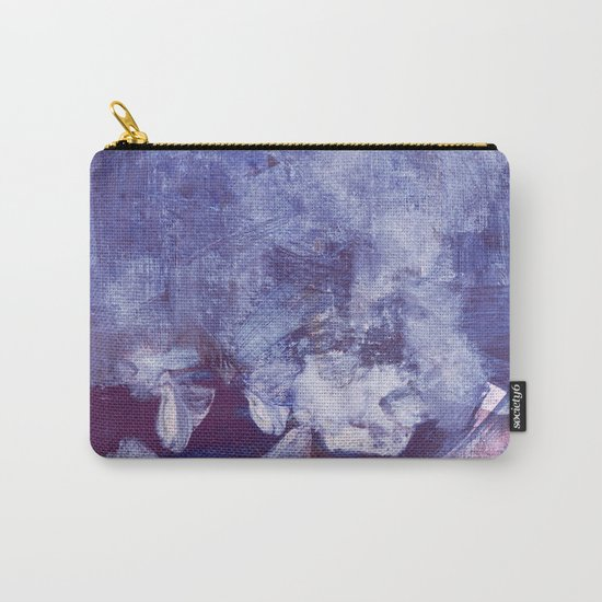 night clouds Carry-All Pouch