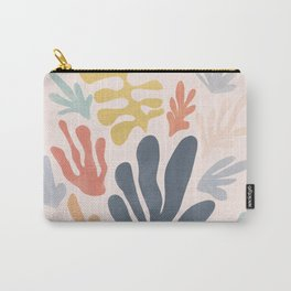 Matisse Cutouts Homage - Abstract Painting Carry-All Pouch