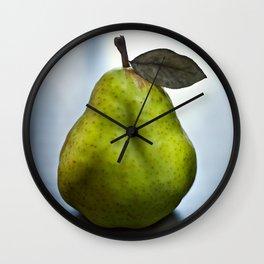 Nice Pear Wall Clock
