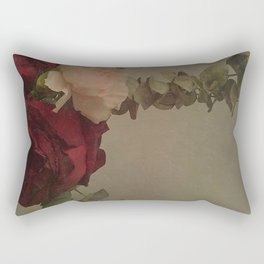 Amor a lo antiguo Rectangular Pillow