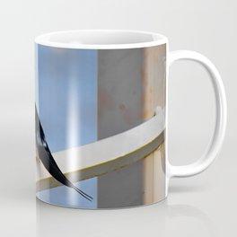 Bad Bird In The Badlands Coffee Mug