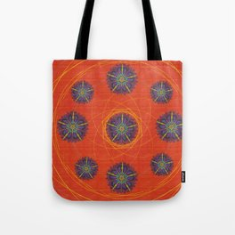 Wish Flower Tote Bag