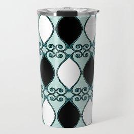 Bristle Harlequin Travel Mug