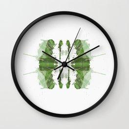 Inkdala LVIII Wall Clock