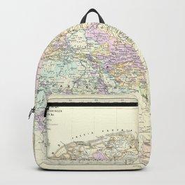 Vintage Map - Spruner-Menke Handatlas (1880) - 39 Northern Germany, 1200 Backpack