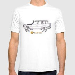 Land Cruiser 80 Series T-shirt