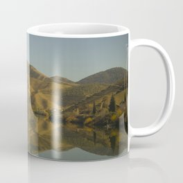 Douro valley Reflections Coffee Mug