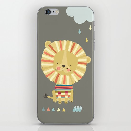 Lion iPhone & iPod Skin