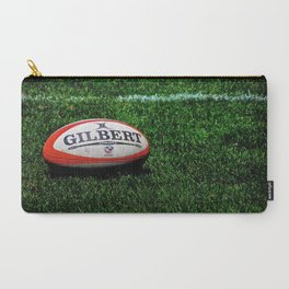 Rugby Time Carry-All Pouch