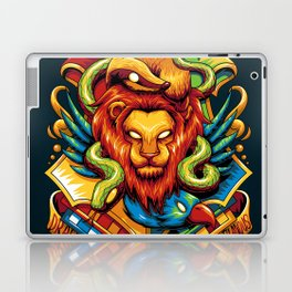 Harry Potter : Hogwarts Houses Laptop & iPad Skin