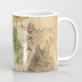 Spurge With Yham - Charles Rennie Mackintosh - 1909 Coffee Mug