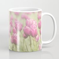bebop Mugs featuring Tulip by Pure Nature Photos