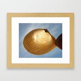 Folly Beach Framed Art Print