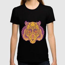 Zentangle Tiger  T-shirt