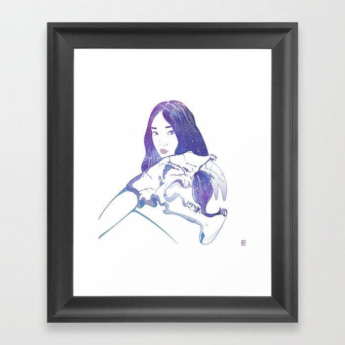 Eusmilus Framed Art Print