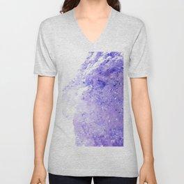 Purple Gem Unisex V-Neck
