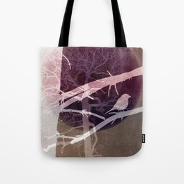 Natural experiment Tote Bag