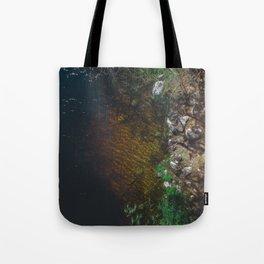 Summer Lake - Aerial Photography Tote Bag