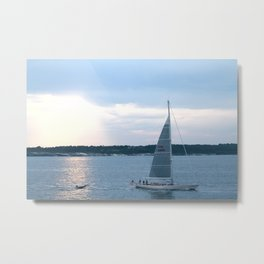 Narragansett Bay I Metal Print