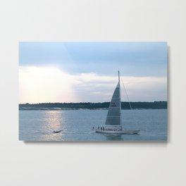 Narragansett Bay I Metal Print